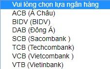 Hướng dẫn 5 bước nạp tiền VWIN với phương thức Ngân hàng địa phương