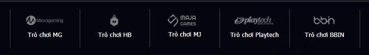 VWIN giới thiệu các trò chơi Slot Game tại trò chơi MJ