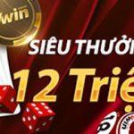 Khuyen mai Vwin : Siêu thưởng chào mừng trị giá 12 triệu đồng