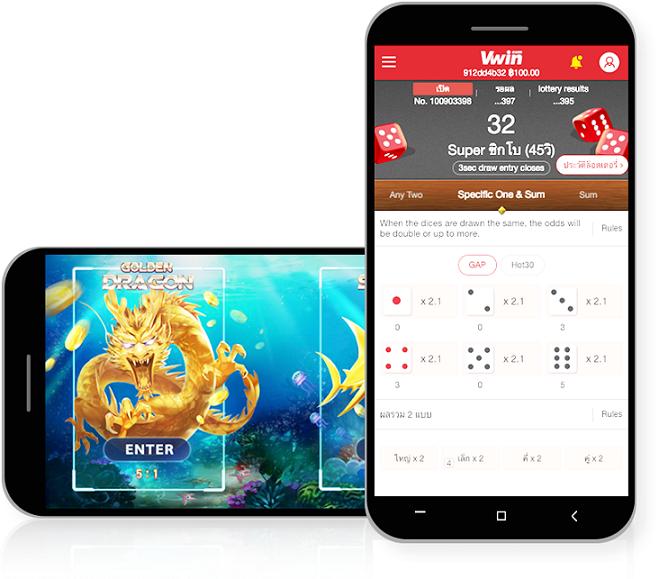 Ứng dụng Vwin Mobile trên Android