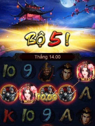 Vwin Slot Games giới thiệu Trò chơi PG : Honey Trap of Diao Chan