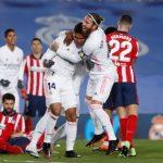 Đả bại Atletico, Real Madrid chen chân vào top 3