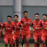 HLV Park Hang Seo triệu tập 24 cầu thủ U22 đấu tuyển Việt Nam