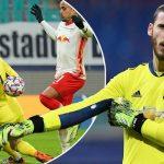 Derby Manchester: Solskjaer nên phế bỏ De Gea