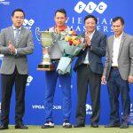 Kết quả FLC Vietnam Masters: Đỗ Hồng Giang vô địch