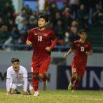 ĐT Việt Nam 3-2 U22 Việt Nam: Xuân Trường, Đức Chính giúp đàn anh thắng nhọc