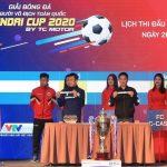 """Bốn đội bóng """"phủi"""" mạnh nhất Việt Nam tranh cúp vô địch 300 triệu đồng"""