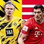 Bayern Munich mua Haaland thay Lewandowski