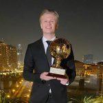 Haaland xuất sắc đoạt danh hiệu Golden Boy 2020