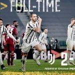 Kết quả Juventus 2-1 Torino: Bà đầm già ngược dòng khó tin