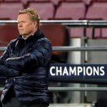 HLV Koeman: Barca sợ hãi, thua Juventus chỉ sau nửa giờ