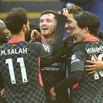 Kết quả Crystal Palace vs Liverpool, Kết quả bóng đá Anh