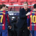 Cavani đá chính MU đấu PSG, Messi tiếp tục bị Koeman loại