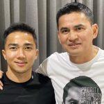 'Messi Thái' chúc HLV Kiatisak thành công trên 'ghế nóng' HAGL
