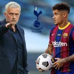 Mourinho muốn có Coutinho ở Tottenham