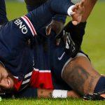 Neymar chỉ trẹo mắt cá chân, lên tiếng giải thích khóc lóc thảm thiết