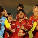 Đè bẹp Thái Nguyên, nữ TPHCM chính thức xưng ngôi hậu