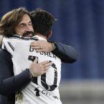 Được Pirlo khen ngợi, Dybala tuyên bố tình yêu với Juventus