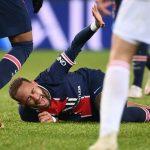 PSG gặp họa lớn với chấn thương nặng của Neymar