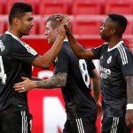 Kết quả Sevilla 0-1 Real Madrid: Chiến thắng quý hơn vàng