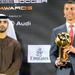 Ronaldo được vinh danh là Cầu thủ xuất sắc nhất thế kỷ
