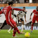 Kết quả Fulham vs Liverpool, Kết quả bóng đá