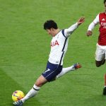 Xem video bàn thắng Tottenham 2-0 Arsenal