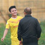 Quang Hải vượt Công Phượng, lọt top 4 đắt nhất tuyển Việt Nam