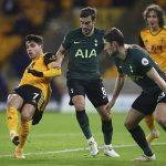 Xem video bàn thắng Wolves 1-1 Tottenham