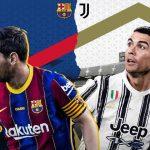 Trực tiếp Barcelona vs Juventus, 3h ngày 9/12