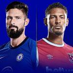 Trực tiếp Chelsea vs West Ham, 3h ngày 22/12