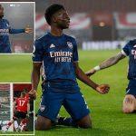 Arsenal rửa hận, hạ Southampton trên sân khách