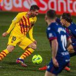 Messi châm ngòi, Barca thắng giải tỏa