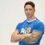 Ngỡ ngàng với diện mạo mới của Fernando Torres