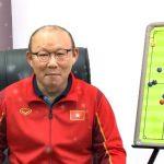 Thầy Park, Công Phượng gửi lời chúc mừng năm mới người hâm mộ