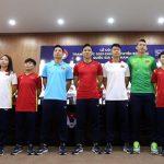 Quang Hải, Công Phượng mặc áo mới đấu Malaysia
