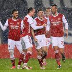 Arsenal hồi sinh, đại thắng trận thứ ba liên tiếp