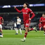 Kết quả Tottenham vs Liverpool, Kết quả bóng đá