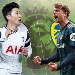 Trực tiếp Tottenham vs Leeds United, 19h30 ngày 2-1