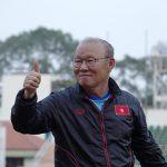 V-League khởi đầu ấn tượng: Thầy Park hân hoan nơi quê nhà