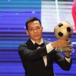 Kết quả giải Quả bóng vàng Việt Nam, Văn Quyết lần đầu chiến thắng