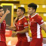 Futsal Việt Nam có cơ hội dự World Cup 2021