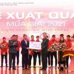 Vô địch V- League 2020, CLB Viettel nhận thưởng 2 tỷ đồng từ MB