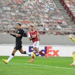 Trực tiếp Arsenal vs Benfica, 0h55 ngày 26/2