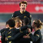 Song tấu Messi - Griezmann giúp Barca ngược dòng siêu kịch tính
