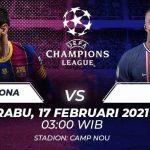 Trực tiếp Barca vs PSG, 03h ngày 17-2 | Cup C1