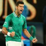 Djokovic vào vòng 4 sau 5 set kịch chiến