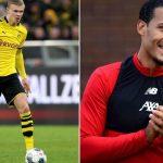 Liverpool sẽ vung tiền tậu Haaland, như Van Dijk và Alisson