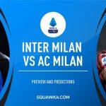 Trực tiếp Milan vs Inter, 21h ngày 21/2