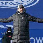 Klopp giương cờ trắng sau khi Liverpool thua ngược Leicester